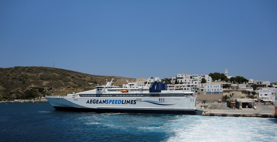photo gallery aegean speed lines